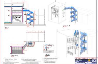 imagem Escada Principal
