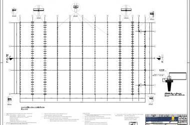 imagem Estrutura Metálica para Cobertura do Galpão