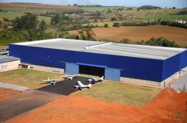 imagem Hangar Inpaer - São João da Boa Vista