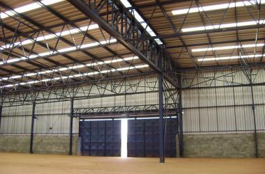 imagem Hangar Inpaer - São João da Boa Vista/SP