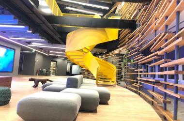 imagem Escada - Athie Wohnrath - Projeto