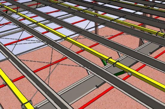 Imagem 3D Ilustração